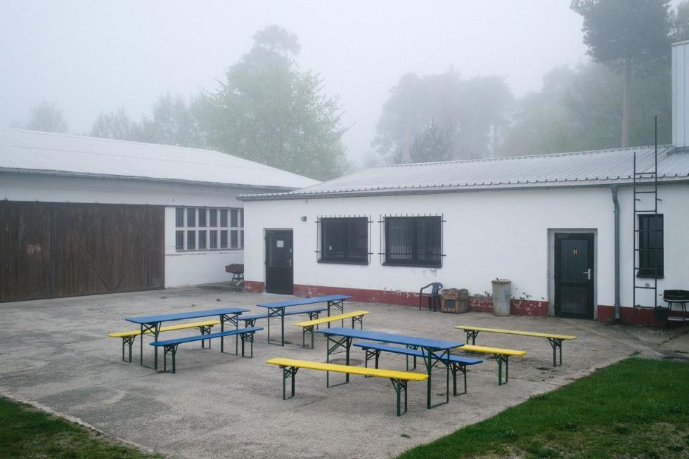 Nebel und Nieselregen – nicht nur am Morgen.
